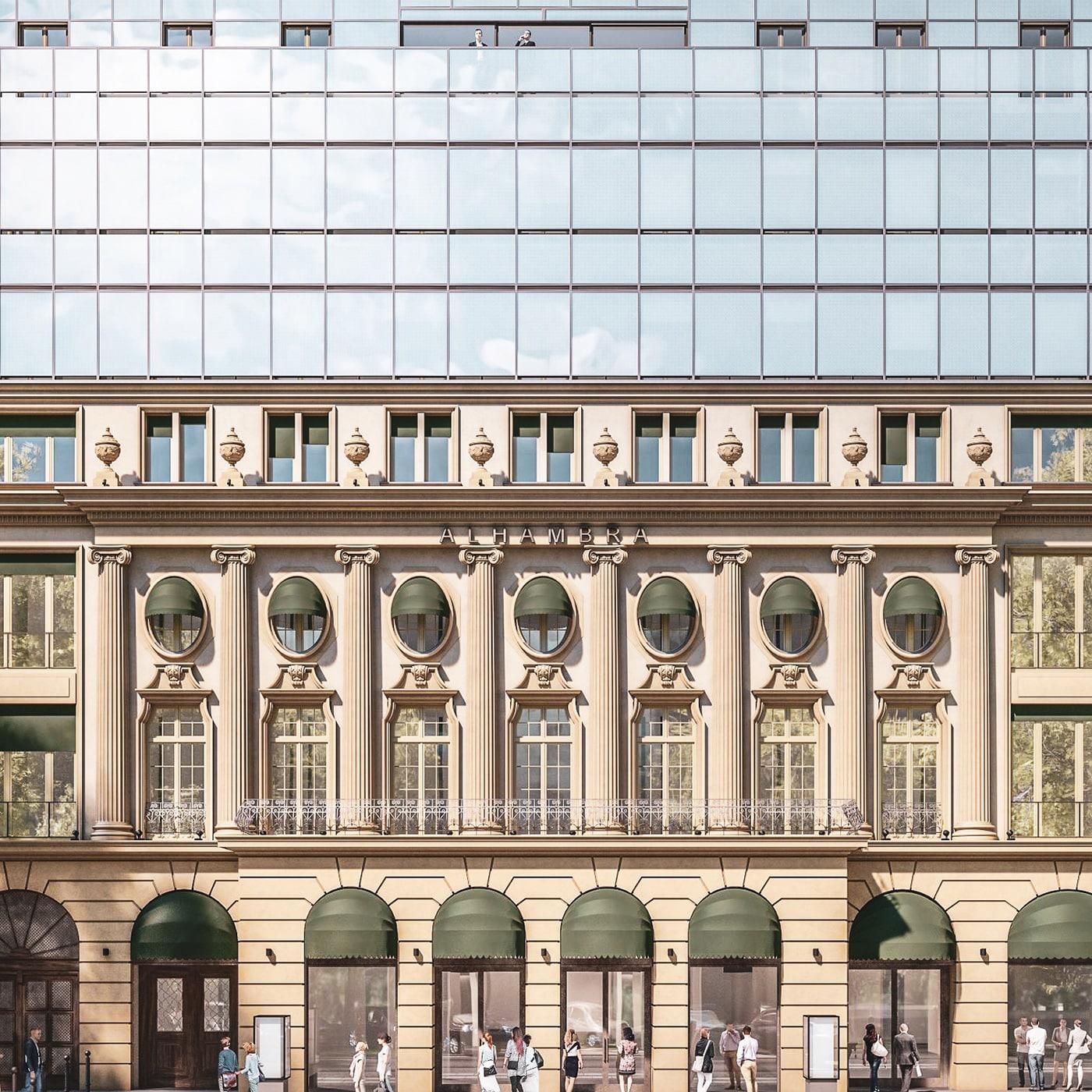 DGV german property Management of commercial real estate